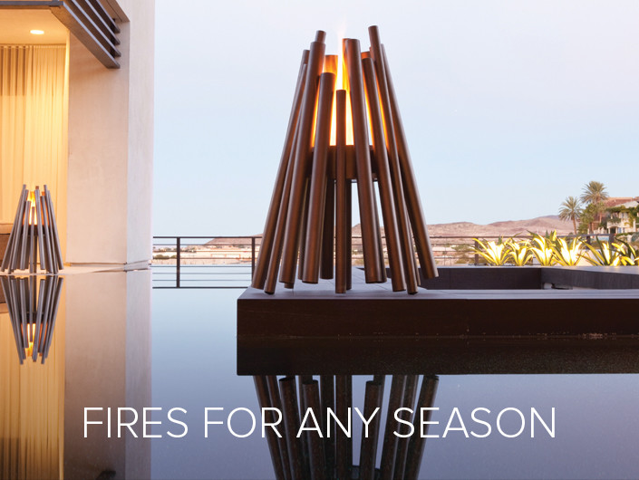 Fires For Any Season