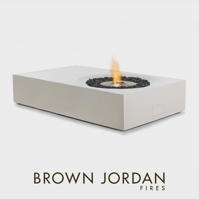 Biofuel Fireplaces NZ - Fire Pits Brown Jordan Equinox