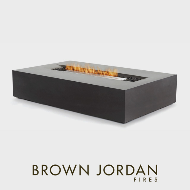 Biofuel Fireplaces NZ - Fire Pits Brown Jordan Flo