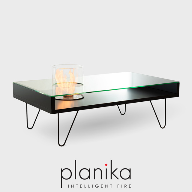 Planika Fire Coffee Table   Fire Pits   Fireplace   Naked ...