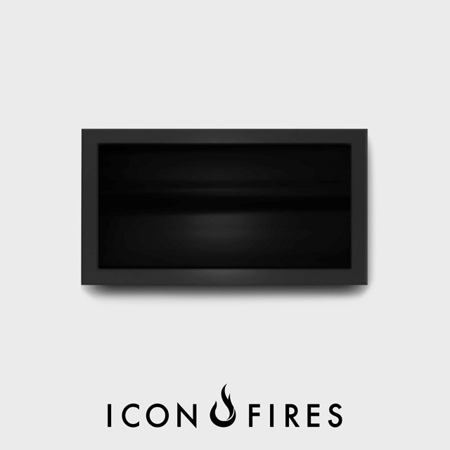 Biofuel Fireplaces NZ - Fireboxes Icon Fires Slimline 1100