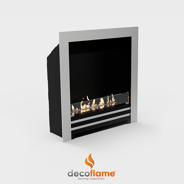 Biofuel Fireplaces NZ - Fireplace Inserts Decoflame Westminster DS