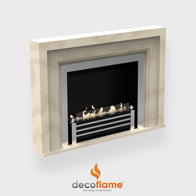 Biofuel Fireplaces NZ - Fireplace Inserts Decoflame Westminster