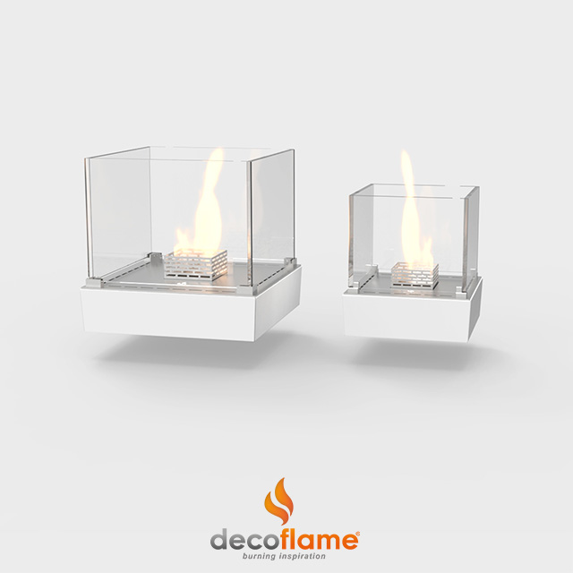 Biofuel Fireplaces NZ - Tabletop Decoflame Nice Table-Top